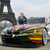 BMW X Jeff Koons Art Car # 17 M3 GT2