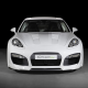 2010 TechArt Concept One Porsche Panamera Design Study