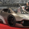 Interesting Sbarro Evoluzione from Geneva 81st