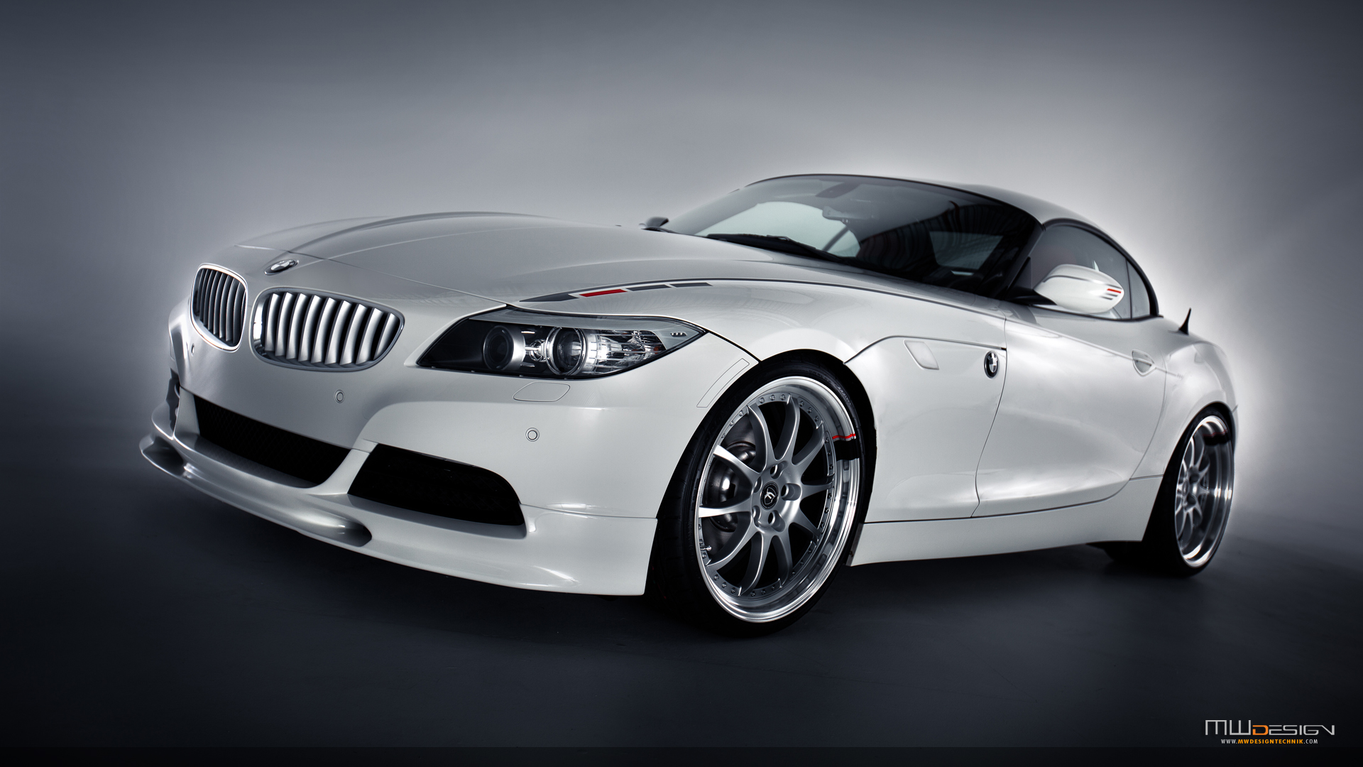 Mwdesigntechnik Blog 187 Mwdesign E89 Z4 White Flame