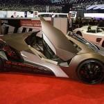 Espera Sbarro Evoluzione Concept - Geneva Motor Show 2011